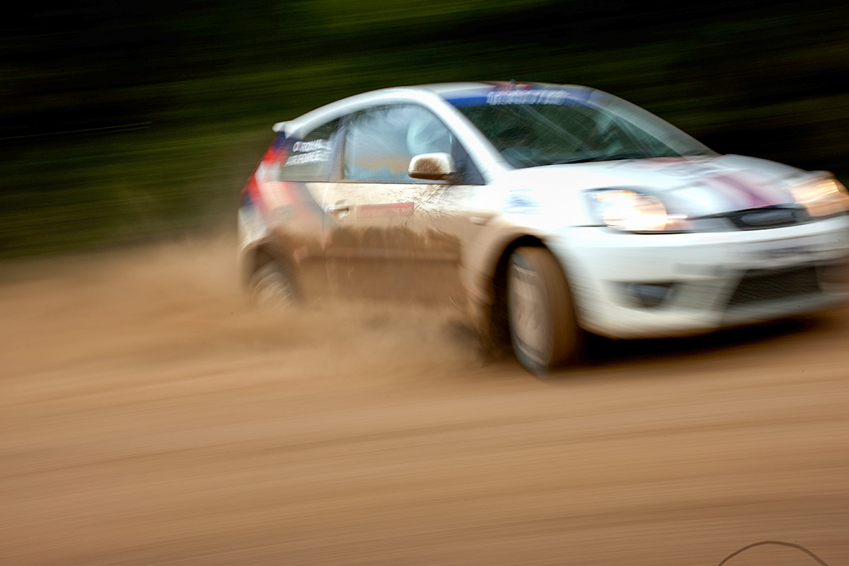 Extended Rally Driving