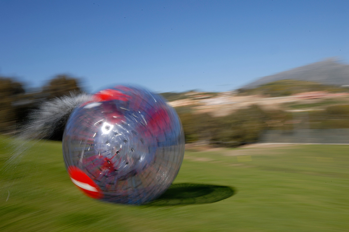 Zorbing Choice for Two