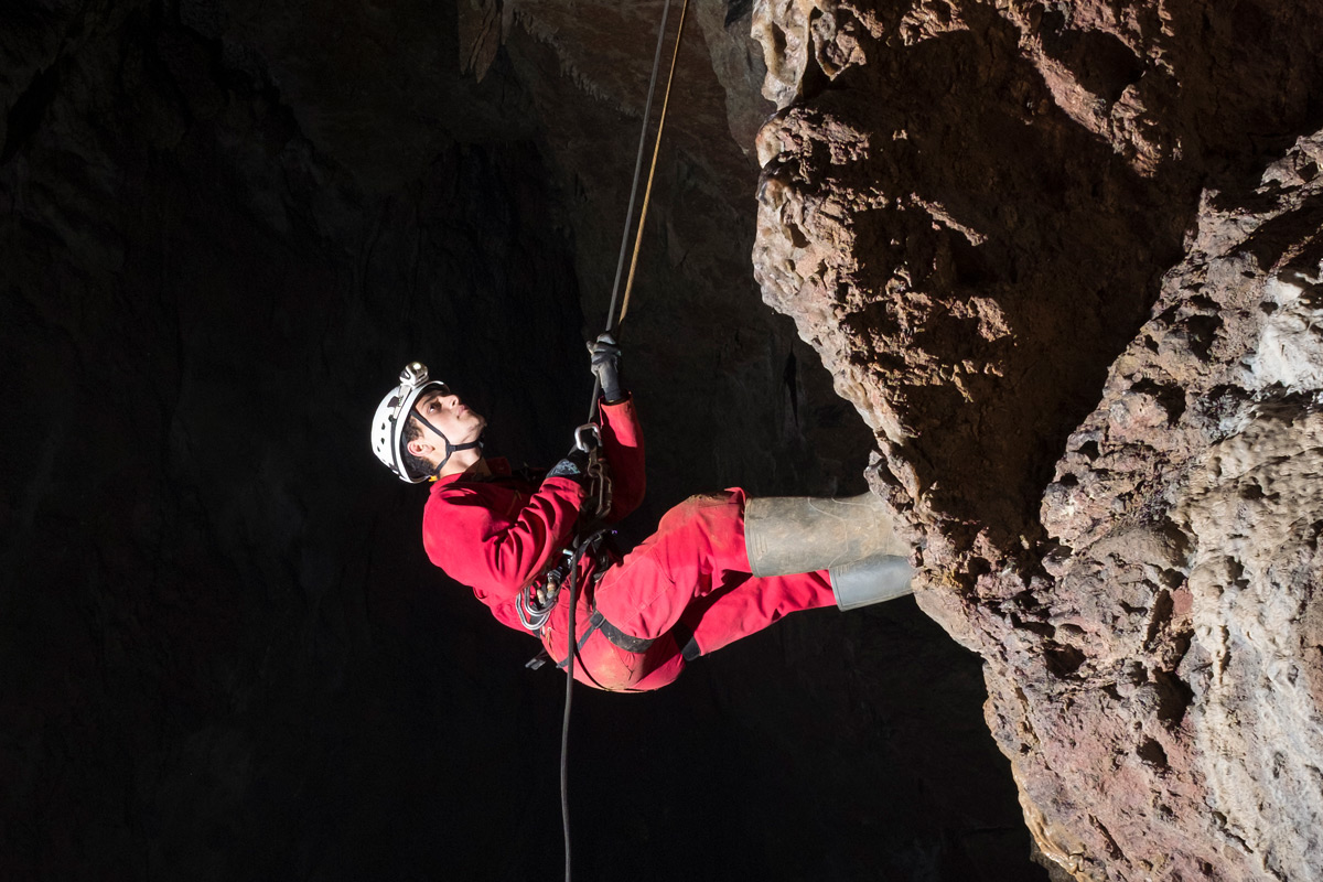 Adventure Caving Experience at Wookey Hole