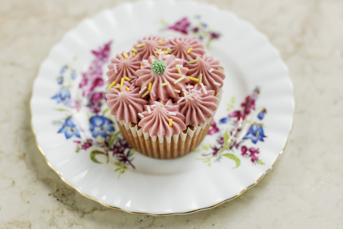 Beginners Cupcake Decorating with Cookie Girl