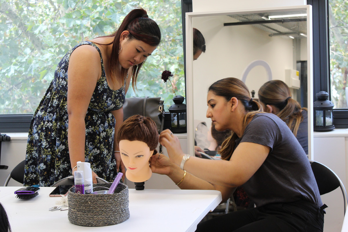 Celebrity Hair Styling Masterclass in Association with GHD