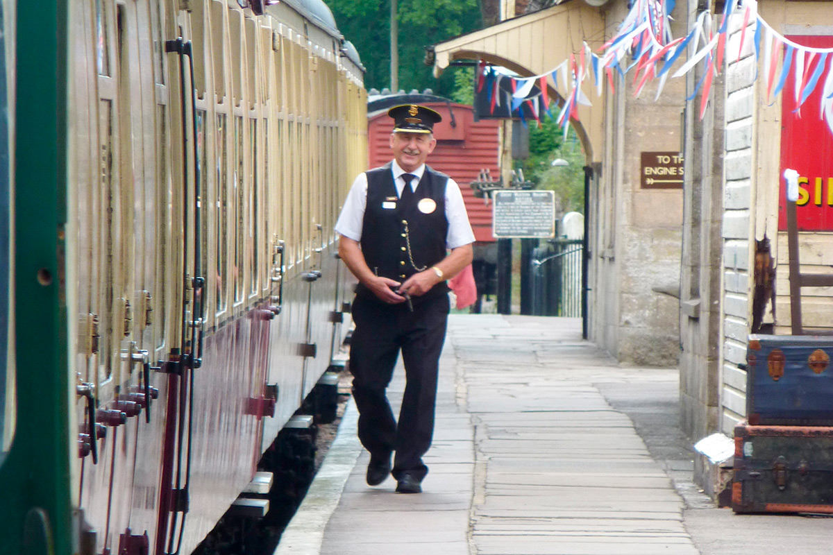 Steam Train Trip for Two with East Somerset Railway