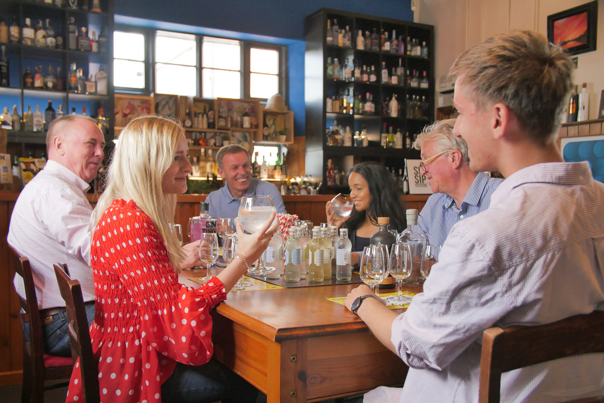 Distiller for a Day with Tastings and Dining at Gin Jamboree