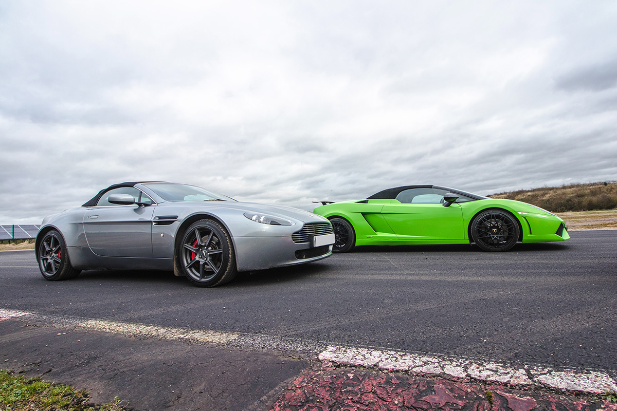 Double Supercar Thrill