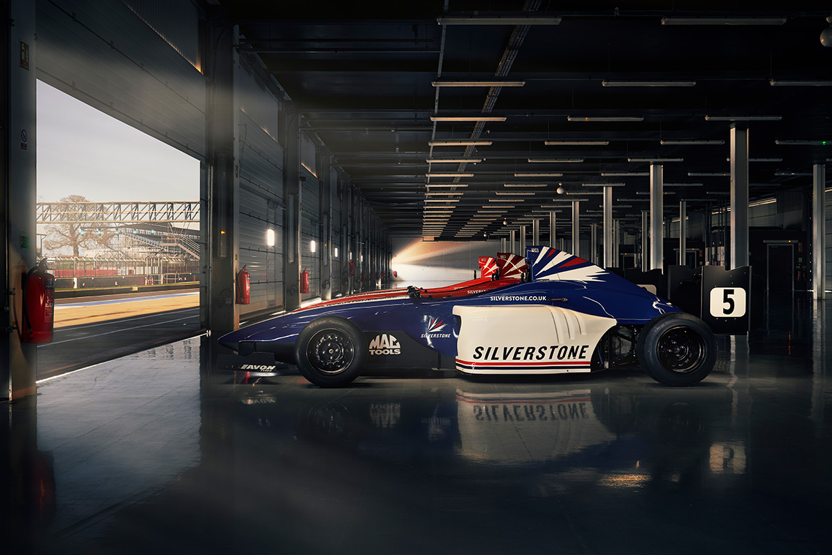 Formula Silverstone Single Seater Experience and Overnight Stay
