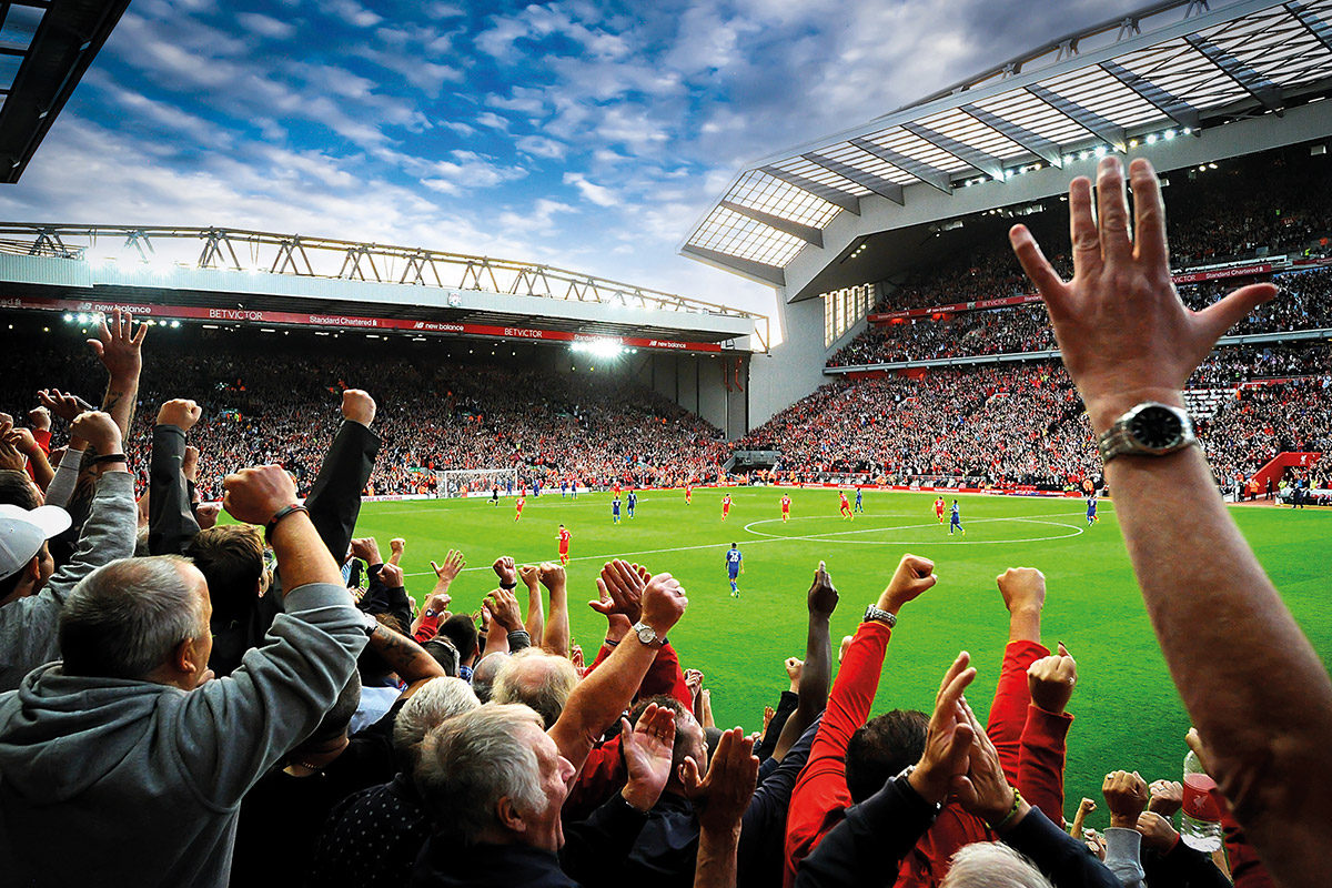 Liverpool FC: The Anfield Experience