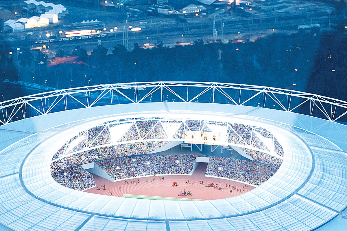 London Stadium Tour for One Adult