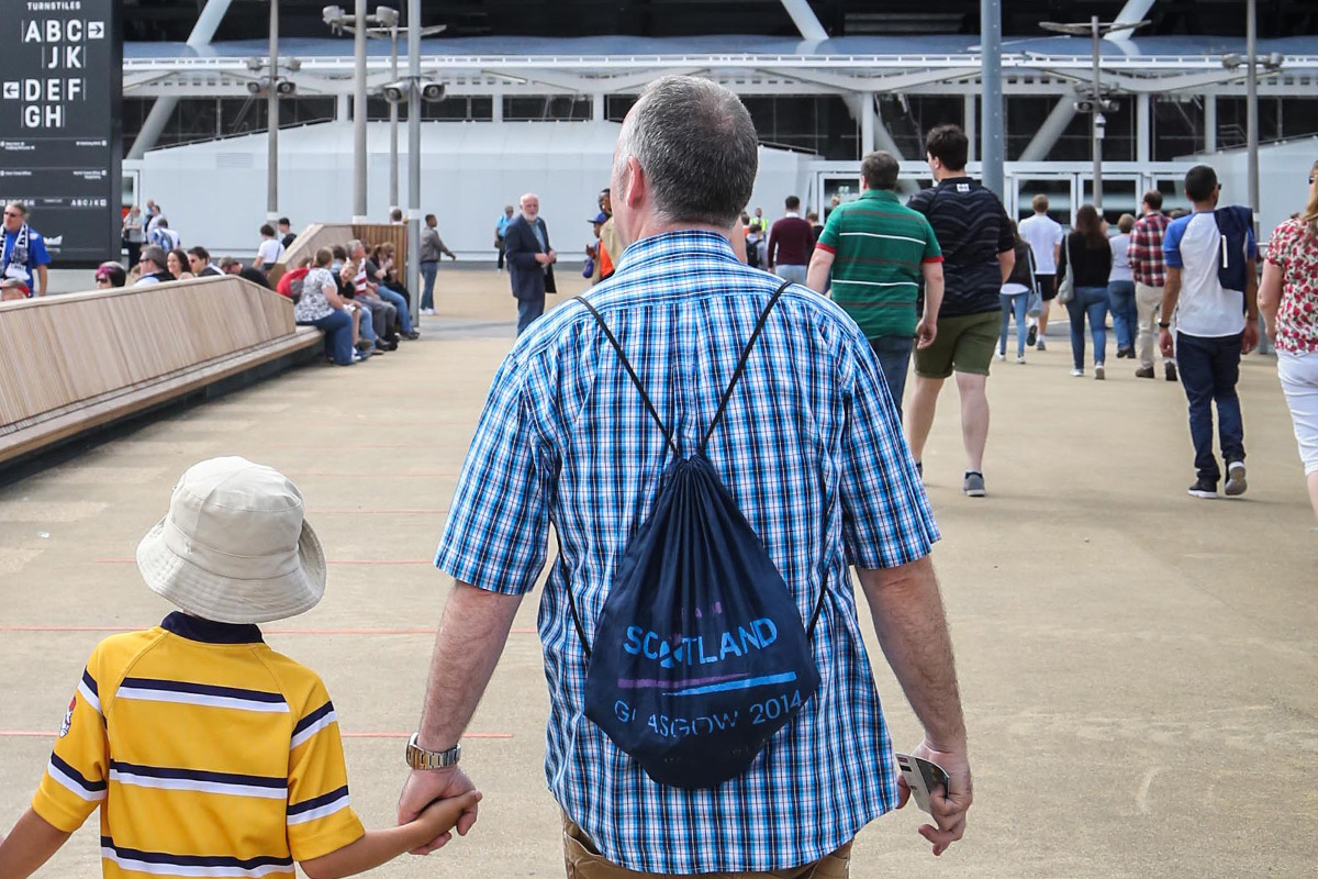 London Stadium Tour for One Adult and One Child