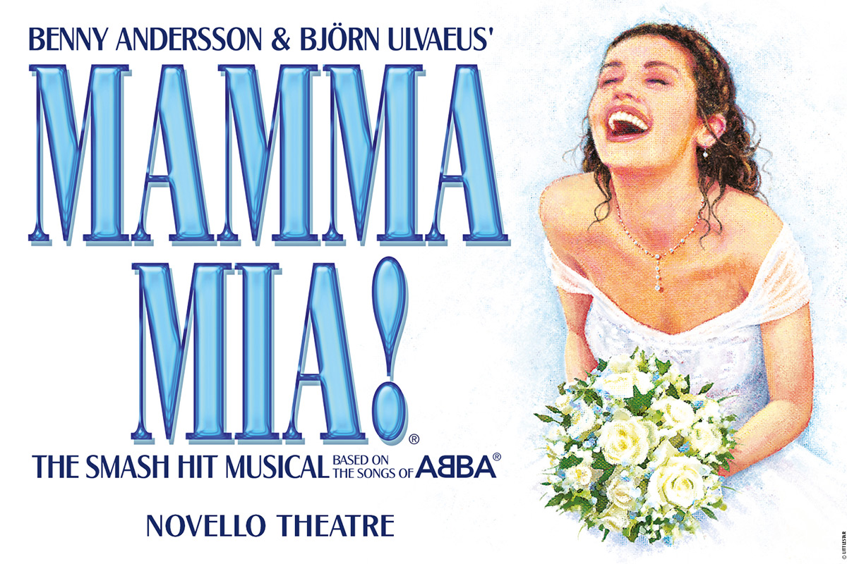 Mamma Mia! Top Priced Theatre Tickets and Dinner for Two