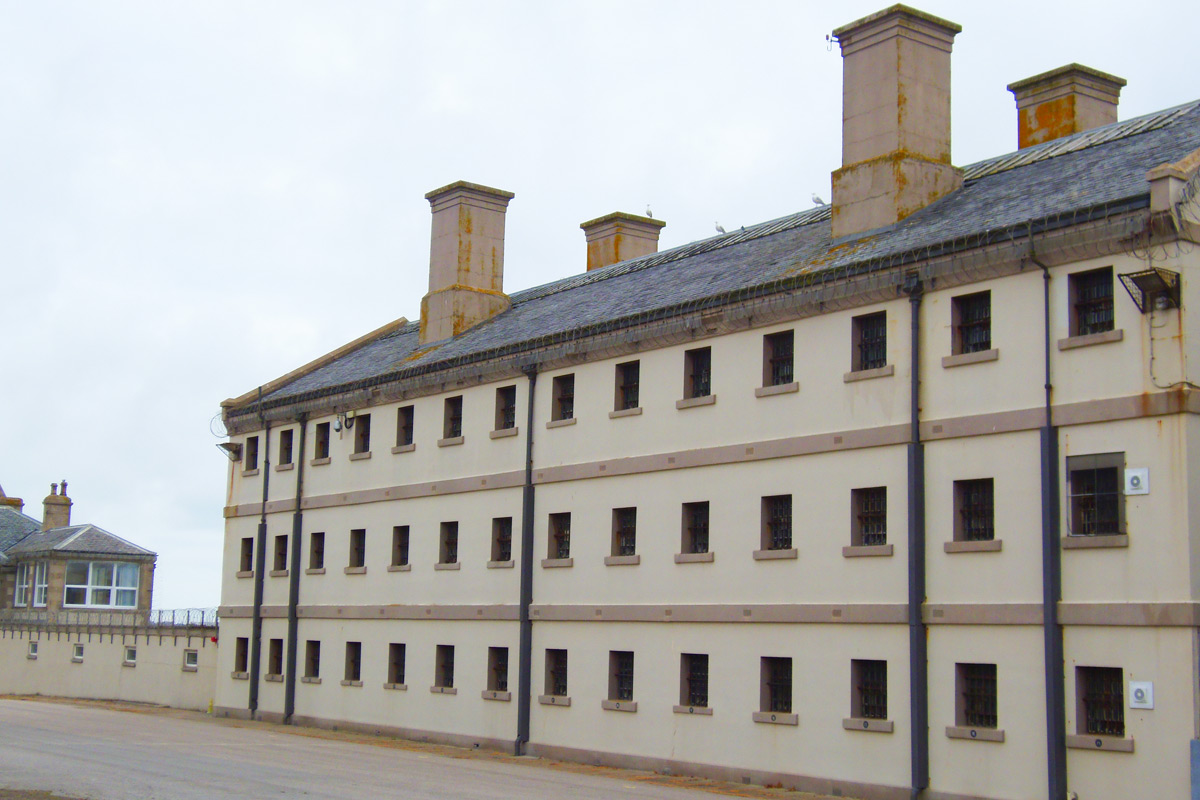 Peterhead Prison Museum Self Guided Tour For Two
