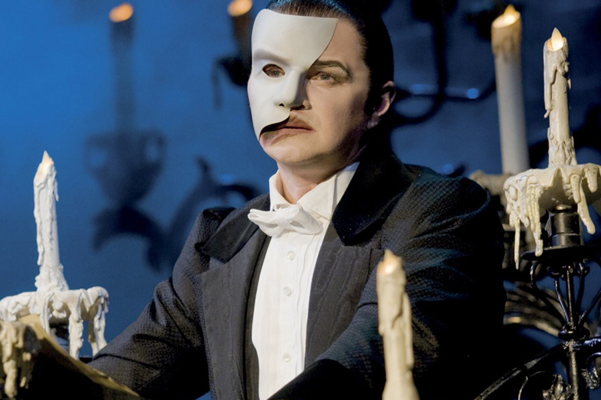 Phantom of the Opera Top Priced Theatre Tickets and Dinner for Two
