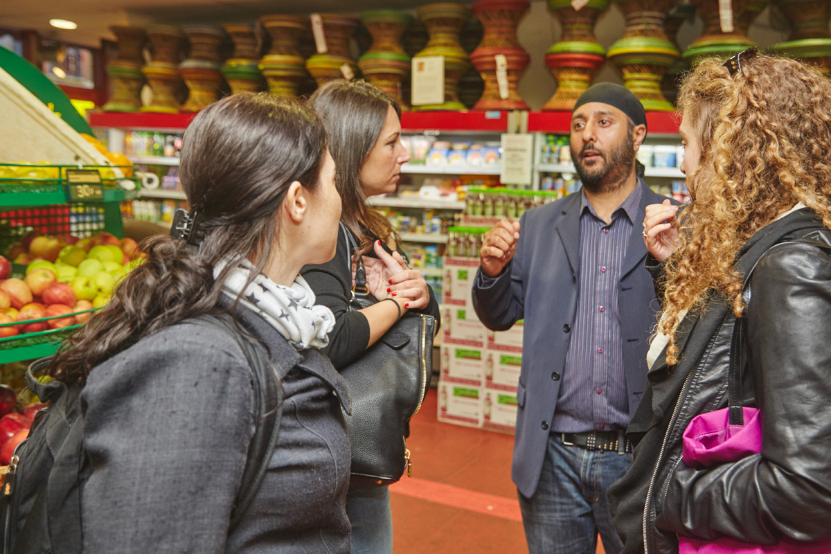Secret London Indian Food Tour with Tastings
