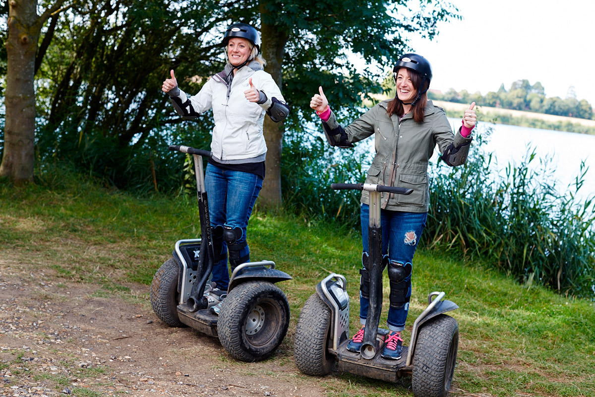 Segway Thrill for Two