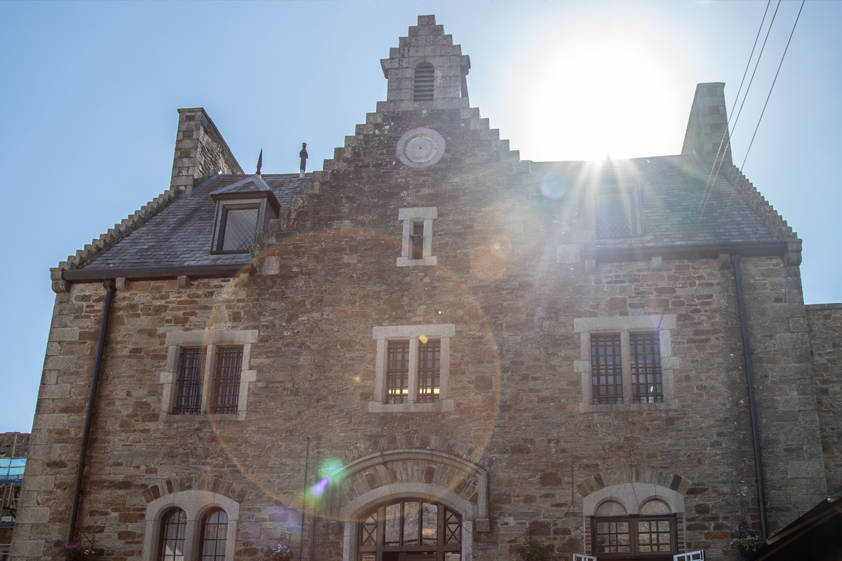 Visit Bodmin Jail with Two Course Meal for Two
