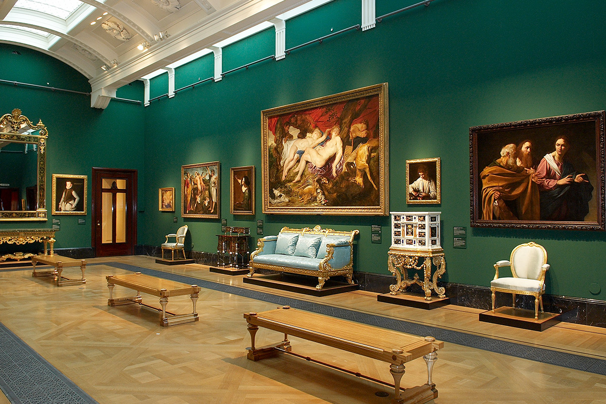 Visit to Queen's Gallery and Royal Afternoon Tea for Two