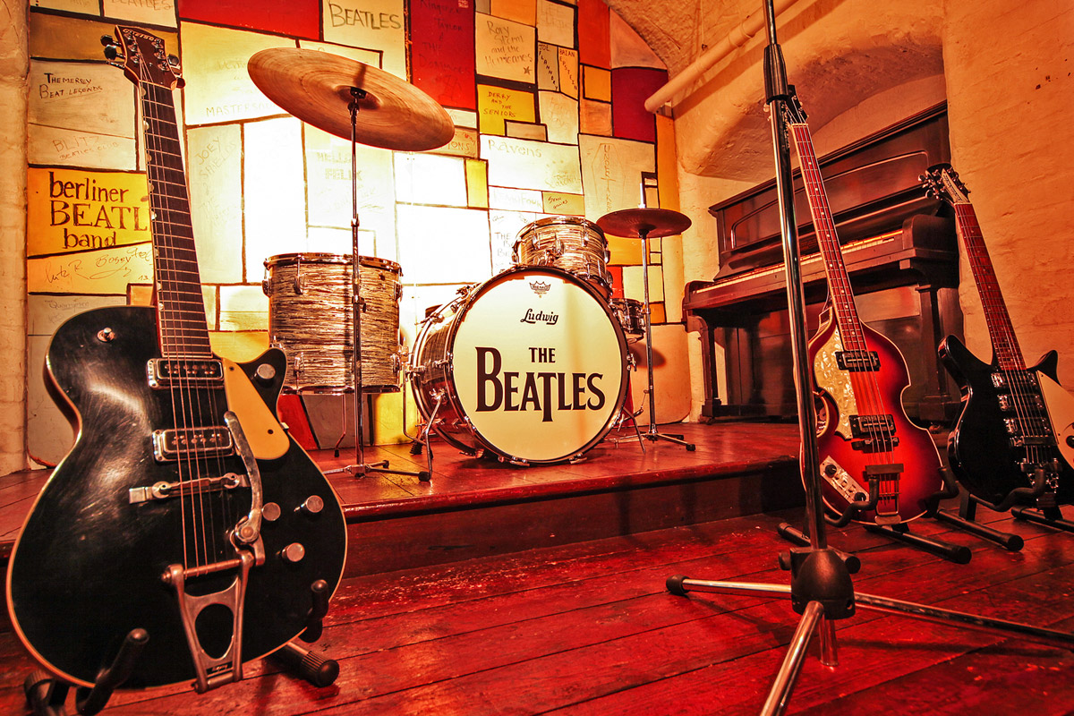 Visit to The Beatles Story Exhibition for Two