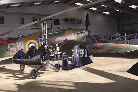 30 minute Gyrocopter Trial Flight