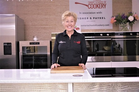 30 Minute Live Online Cookery Class with Ann's Smart School of Cooker