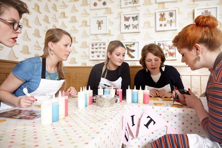 Two Hour Icing Class at Biscuiteers Boutique