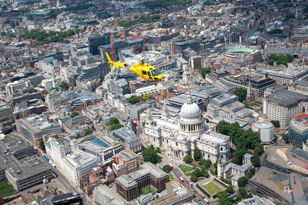 Extended Central London Helicopter Tour