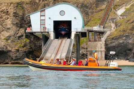 Coastal Powerboat Tour for Two Adults and Two Children