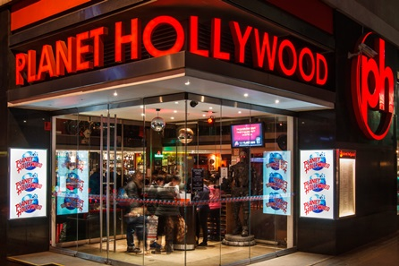 Dining Experience for Two at Planet Hollywood