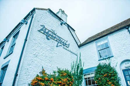 Champagne Afternoon Tea for Two at The Marquis at Alkham