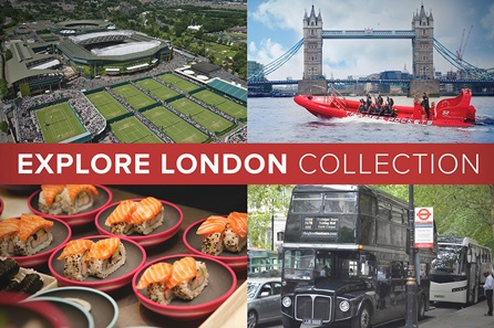 The Explore London Collection