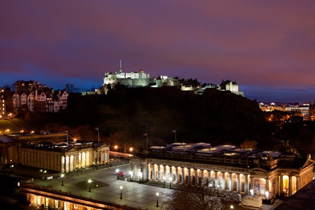 Two Night Break for Two at the Edinburgh City Hotel, Princes Street