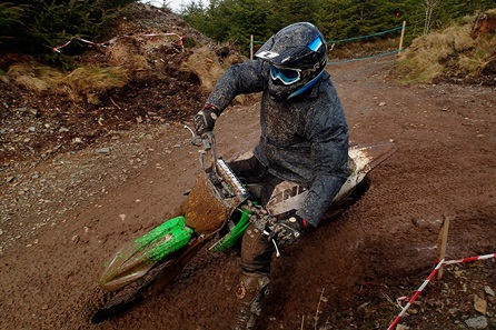 Full Day Off Road Kawasaki Motocross Track Experience for One