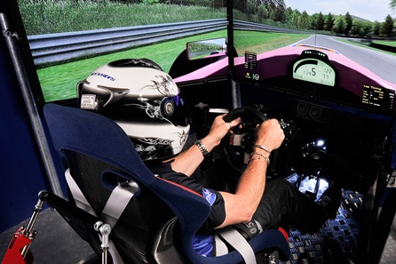 Racing Car Simulator Experience for Two at The Race House