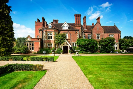 One Night Deluxe Spa Escape for Two with Dinner at Alexander House Hotel - Sunday to Friday