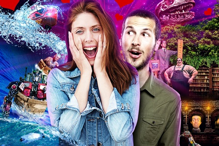 Visit Ripley's Believe it or Not! with Meal for Two at Planet Hollywood