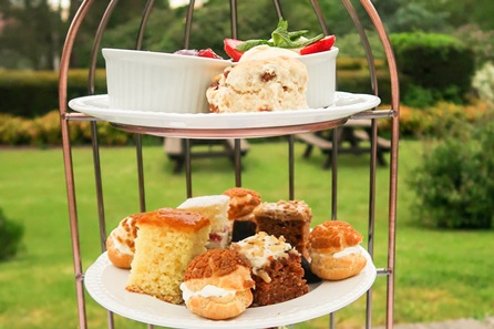 Afternoon Tea for Two at the Gorse Hill Hotel