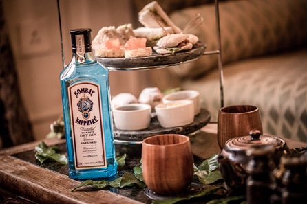 Bottomless G & Tea for Two at Mr Fogg's Gin Parlour, Covent Garden