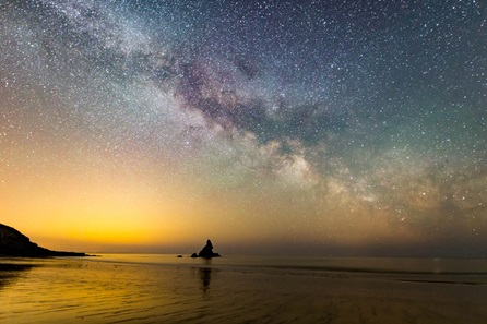 Celtic Mythology Stargazing Experience for Two with Dark Sky Wales