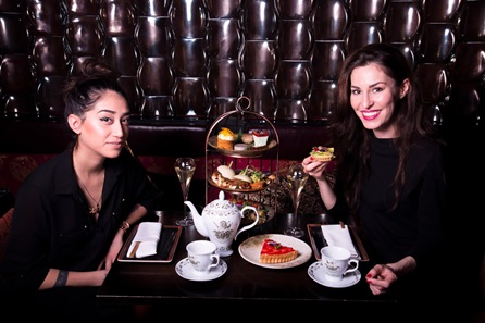 Champagne Afternoon Tea for Two at Buddha-Bar London