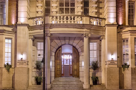 Cocktail Cinema Evening for Two at the 5* Courthouse Hotel, Shoreditch