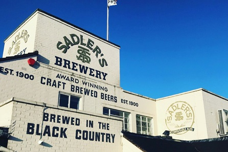Craft Brewery Tour with Beer and Gourmet Burger for Two