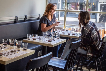 Craft Chocolate Tasting Masterclass at Out of Office Coffee House