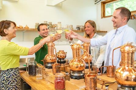 Craft Your Own Gin for Two at Devon Gin School