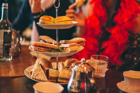 Criminali-Tea with Teapot Cocktails for Two at Barts, London