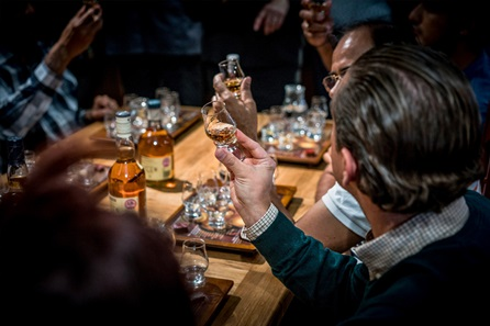 Dalwhinnie Whisky Distillery Experience with Guided Tour and Tastings for Two