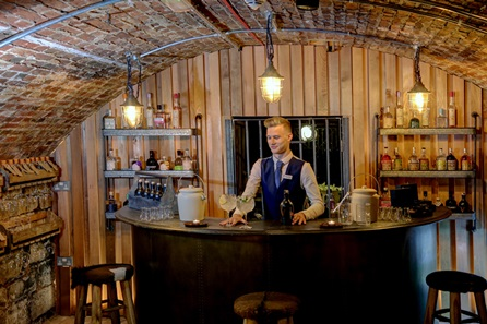 Discover the History of Gin with Tastings and Two Course Lunch for Two at Vault 52