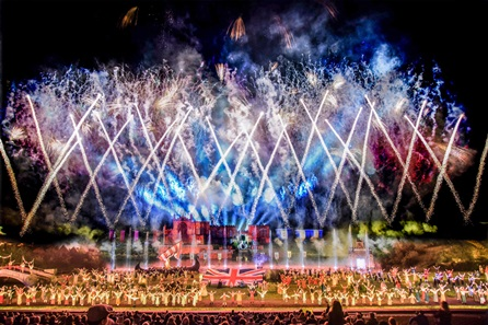 Entry to Kynren - An Epic Tale of England for One Adult and One Child