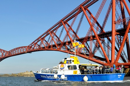 Firth of Forth Sightseeing Cruise for Two