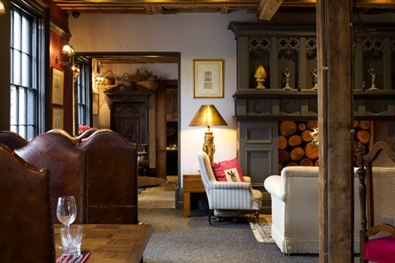 Gin and Afternoon Tea for Two at The Vicarage Gastro Pub and Hotel