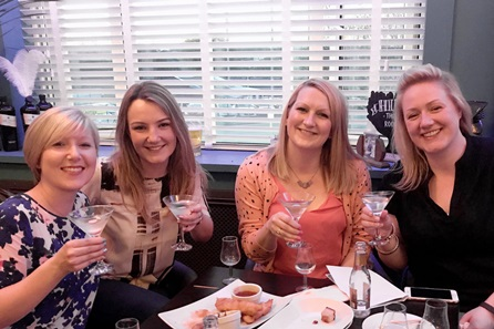 Gin Tasting and Canapes for Two in a 1920 Inspired Art Deco Gin Bar