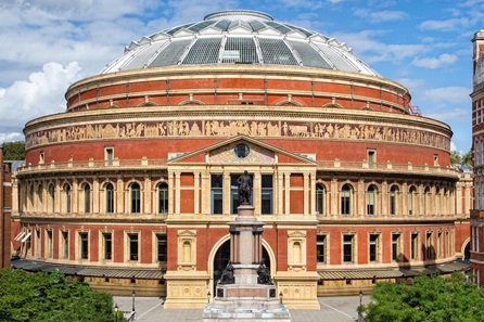 Grand Tour and Champagne Afternoon Tea for Two at the Royal Albert Hall