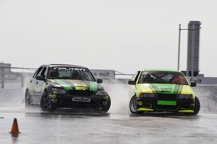 Half Day Drifting Experience with Three High Speed Passenger Laps